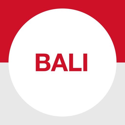 Bali - Mappa offline e guida della città