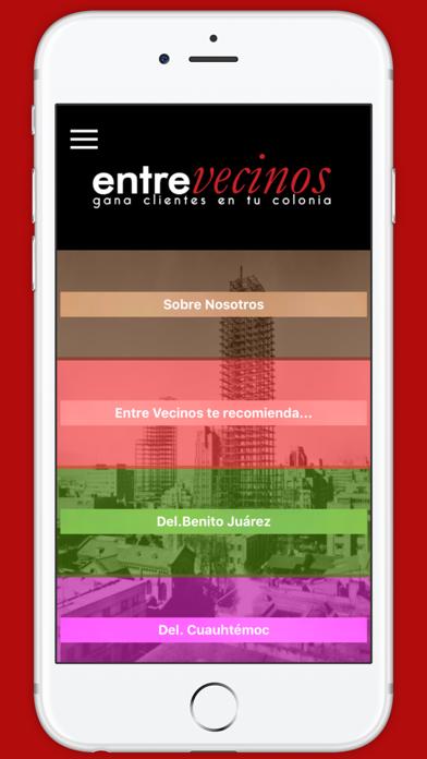 Entre Vecinos screenshot two