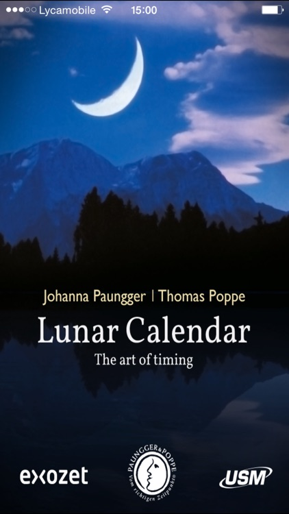 The Lunar Calendar screenshot-1