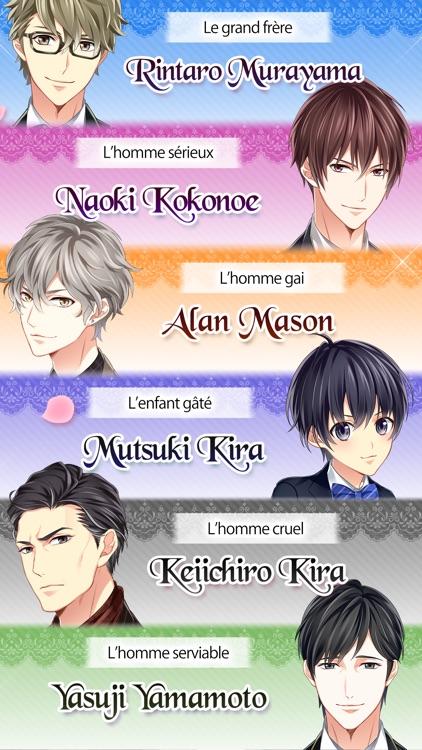 【Amour endiablé】dating games screenshot-3