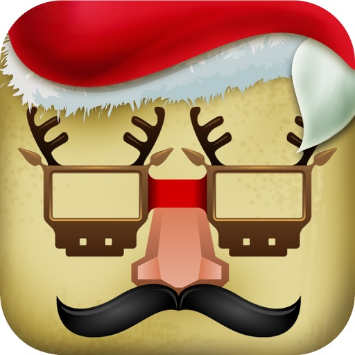 Santa Christmas Photo Snap Grotto FX Editor Free