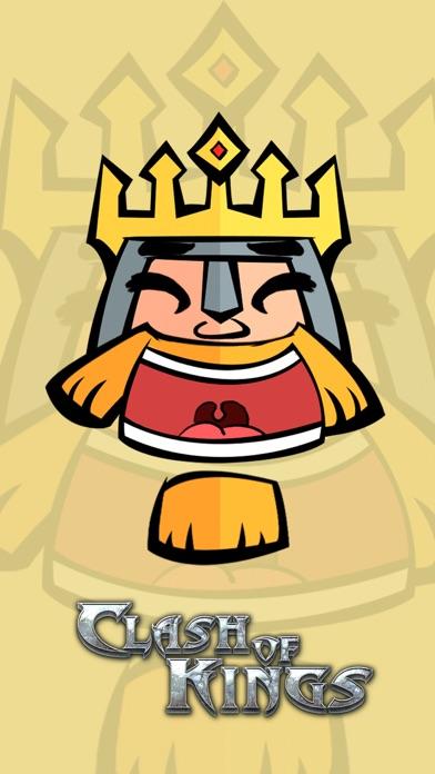 Clash of Kings Sticker Pack Screenshot
