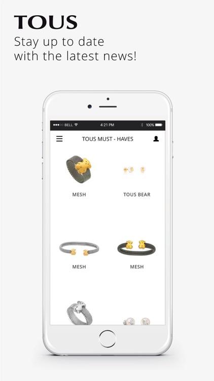 TOUS Jewelry screenshot-4