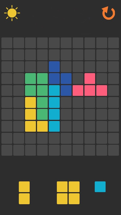 Arrange The Colored Blocks Puzzle Game screenshot-1