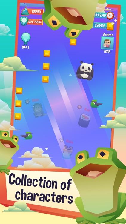 Jumping Jam - Endless Multiplayer screenshot-3