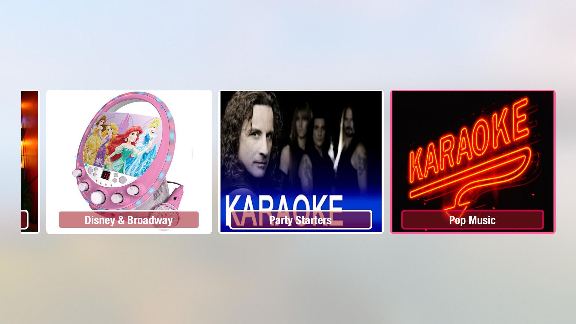 Karaoke Music - All Genres screenshot 5