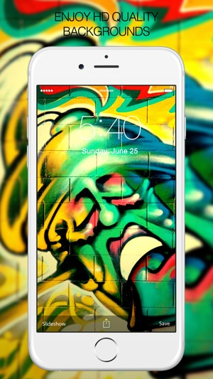 Graffiti Wallpapers – Graffiti Arts & Pictures Screenshot