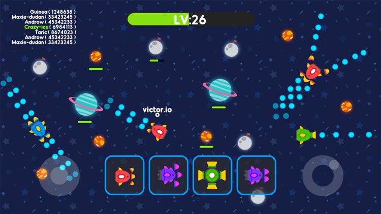 Super Tank.io - Free Tank war Online games screenshot-4