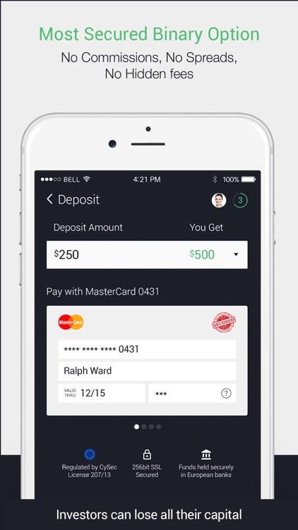 QuickOption Mobile Trading screenshot-3