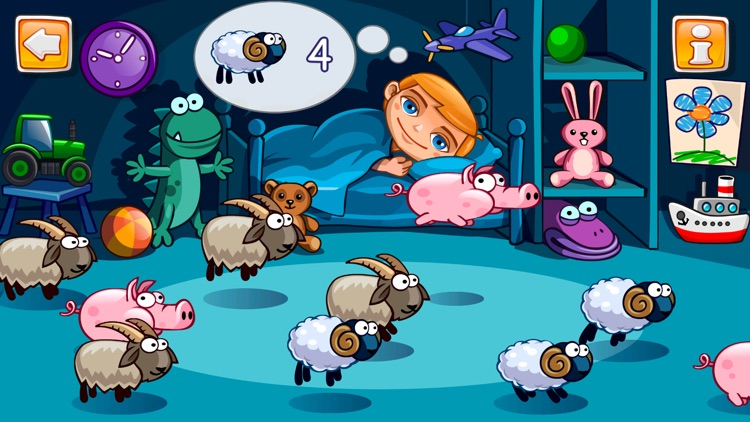Jack's House - Educational games for kids! screenshot-3