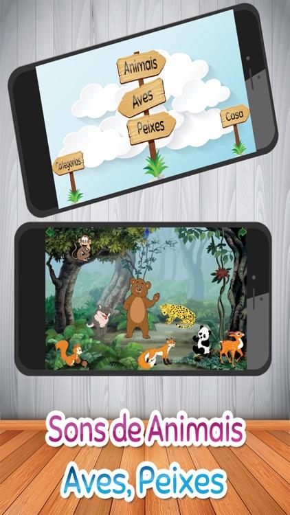 Crianças jogo de aprendizagem - Português - Pro