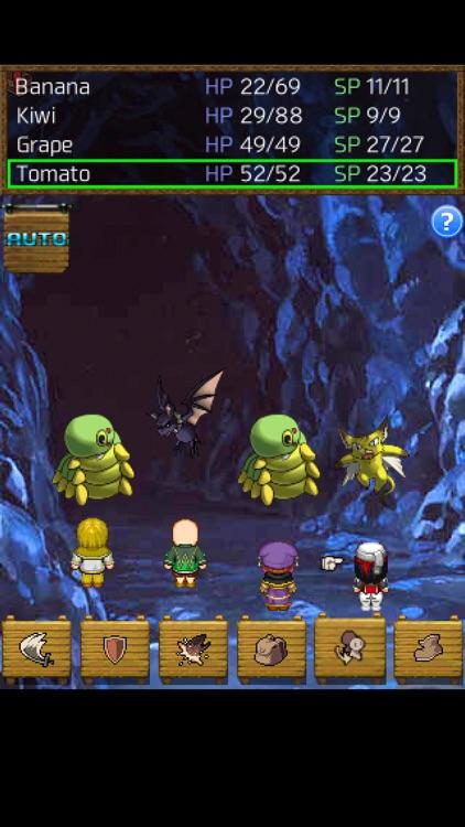DungeonRPG Craftsmen adventure screenshot-3