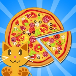QCat - Toddler's Pizza Master 123 (free game for preschool kid)