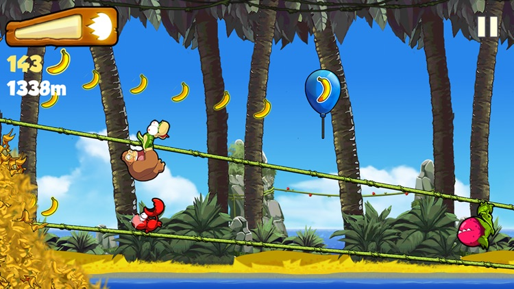 Banana Kong screenshot-2