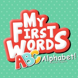 My First Words: Alphabet - Help Kids Learn to Talk