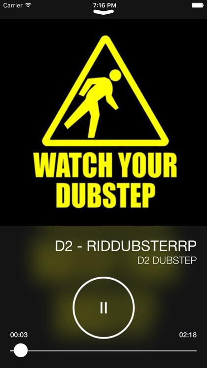 Dubstep Music & Songs Pro screenshot-3
