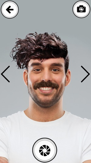 Men HairStyles Photo Editor – Virtual Barber Shop on the App Store