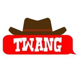 Twang-Southern Text Talk