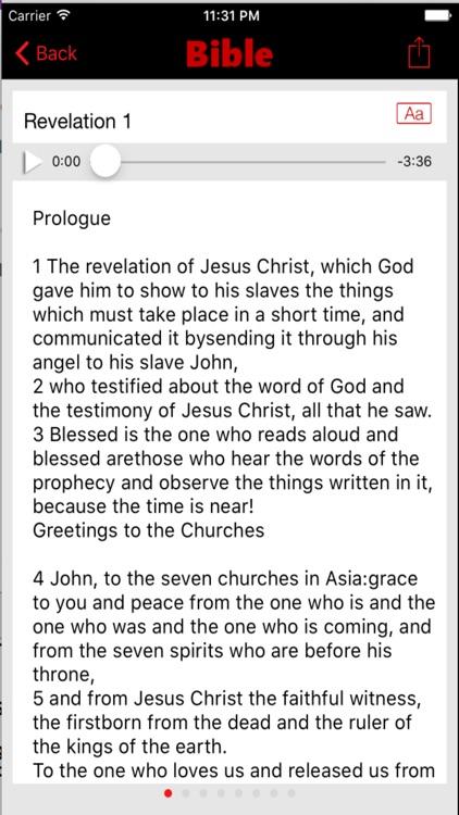 Lexham English Bible (Audio) screenshot-3