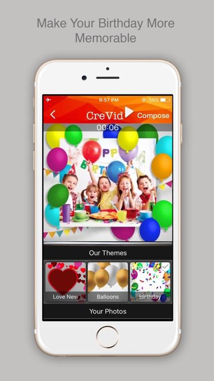Easy Photo Slideshow & Video Maker with Music screenshot-3
