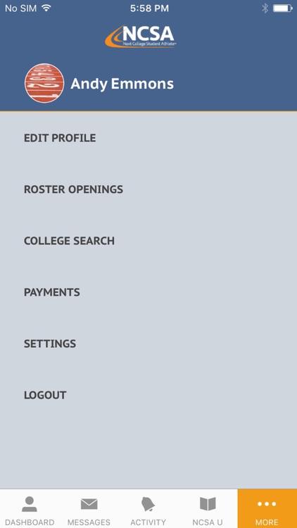 NCSA Athletic Recruiting screenshot-3