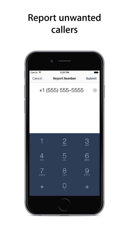 CallBlock – Block telemarketers and spam calls