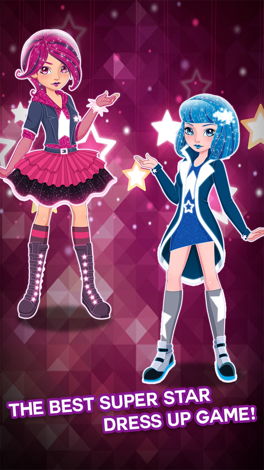 Super-Star Wish Dress-up Darling Princess Teenage hack tool