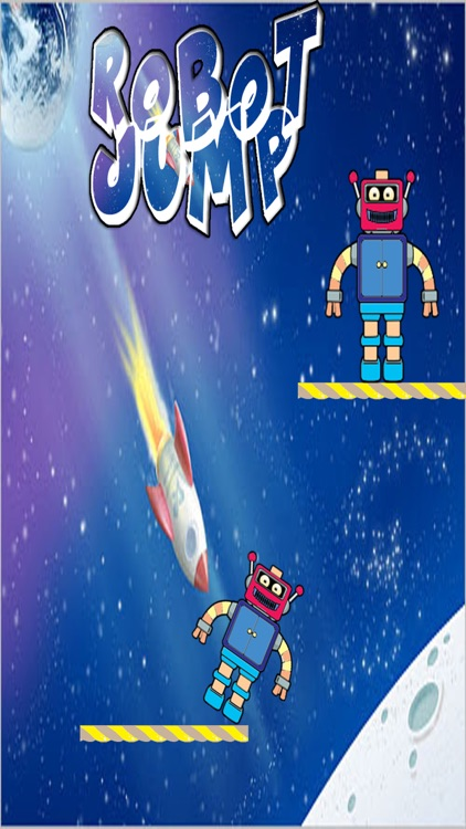 Robot Jump - Endless Escape