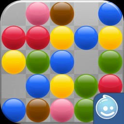 Ball Rows Mania : Pop and blast 5 bubbles puzzle!