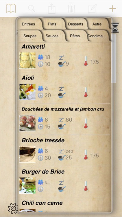 My Recipes HD