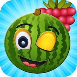 Fruit Crush Bump - puzzle match 3 fruit for kids