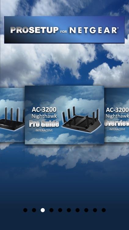 Pro Setup for Netgear AC Series and Genie screenshot-3