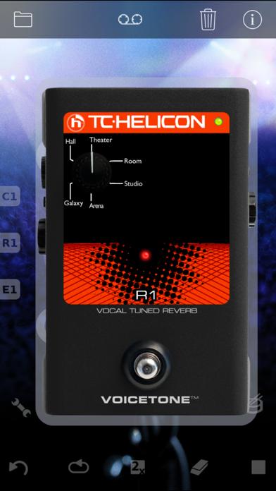 Screenshot for VoiceJam: Vocal Looper - Sing, Loop, Share in Kazakhstan App Store