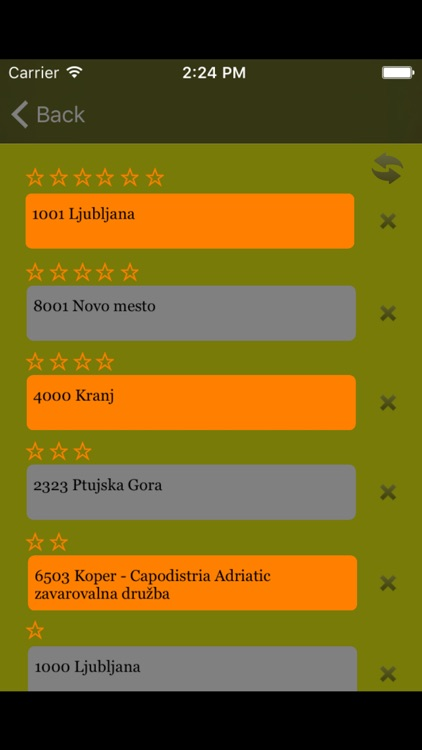 izip Slovenia screenshot-2