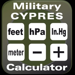 CYPRES Military Calculator App