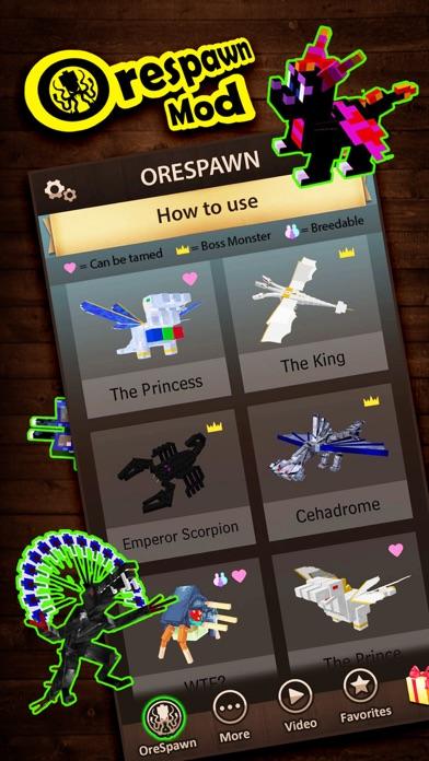 Pro Orespawn Mod for Minecraft PC Edition Guideのおすすめ画像1