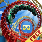 VR Roller Coaster 3D Adventure Free