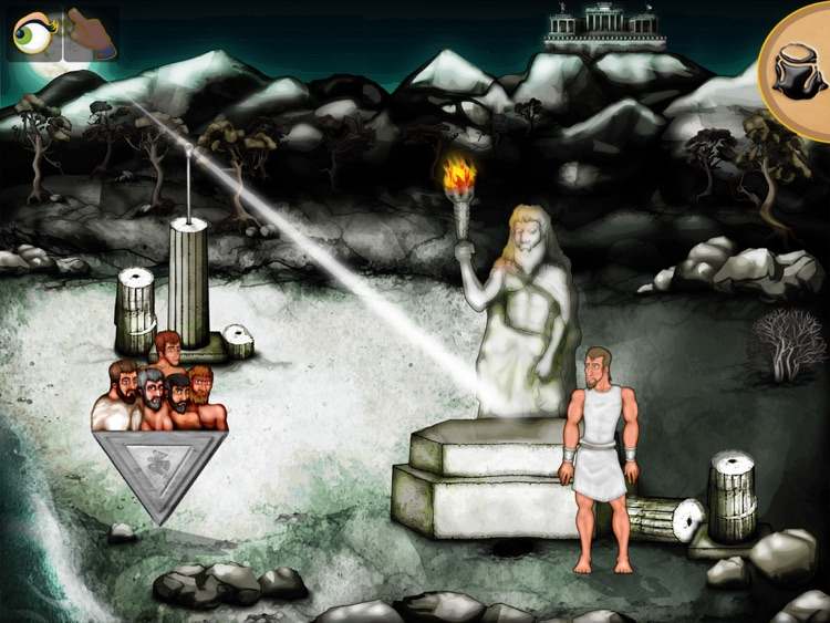 The Odyssey HD (Lite) - cyclops vs odysseus screenshot-1