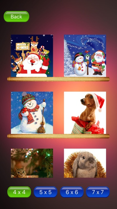 点击获取25+ Xmas Jigsaw for kids