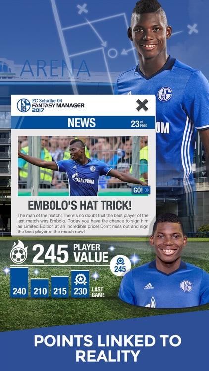 FC Schalke 04 Fantasy Manager 17 - football club screenshot-4