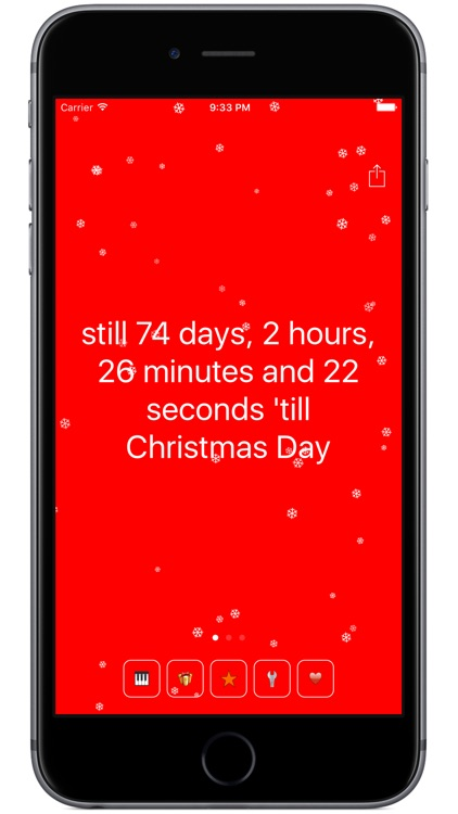 Christmas Countdown + Carols Piano screenshot-3