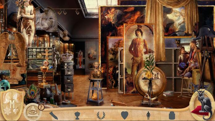 Hidden Objects: Romance with Chocolate - FREE Screenshot