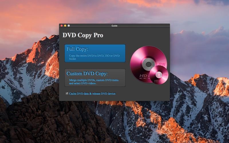 DVD Copy  Rebuild Pro Screenshot - 1