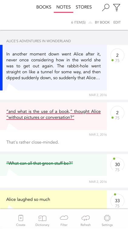 Bookari Ebook Reader Premium screenshot-3