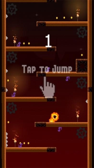 Jet Alien Jump Adventure Screenshot