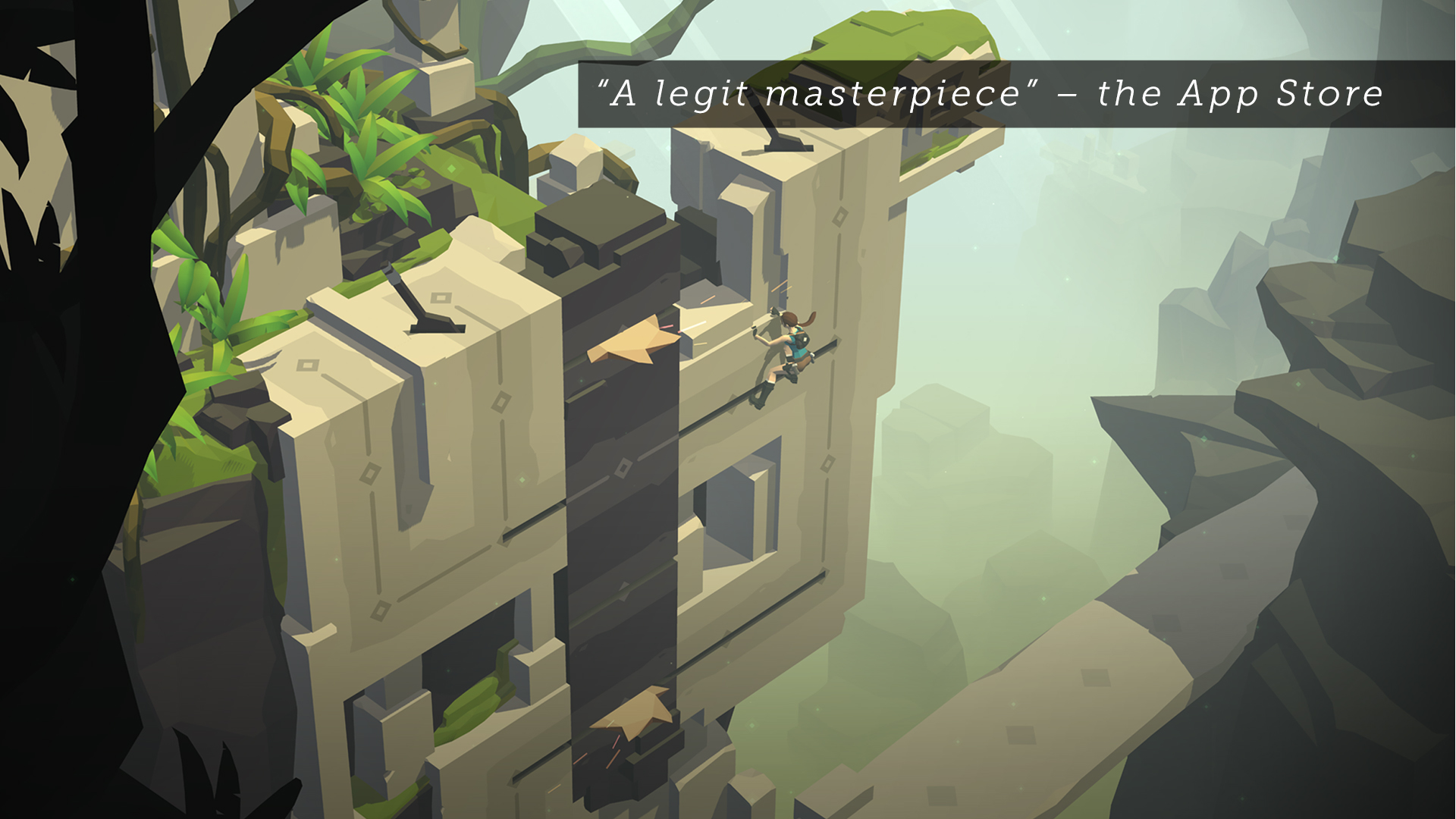Lara Croft GO screenshot 11