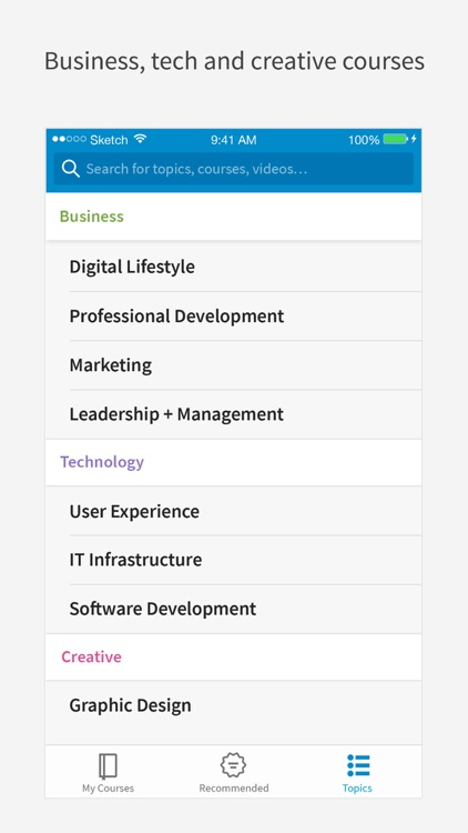 LinkedIn Learning: Online Courses to Learn Skills app image