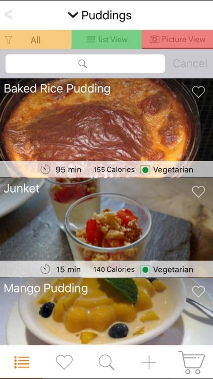 Dessert Recipes - Cake, Cheesecake, Pudding, Pies screenshot-3