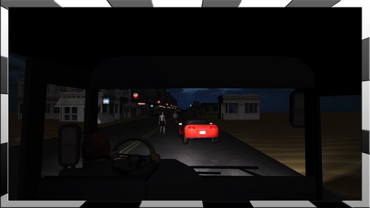 Adventurous Ride of Zombie City Bus driving game screenshot-4