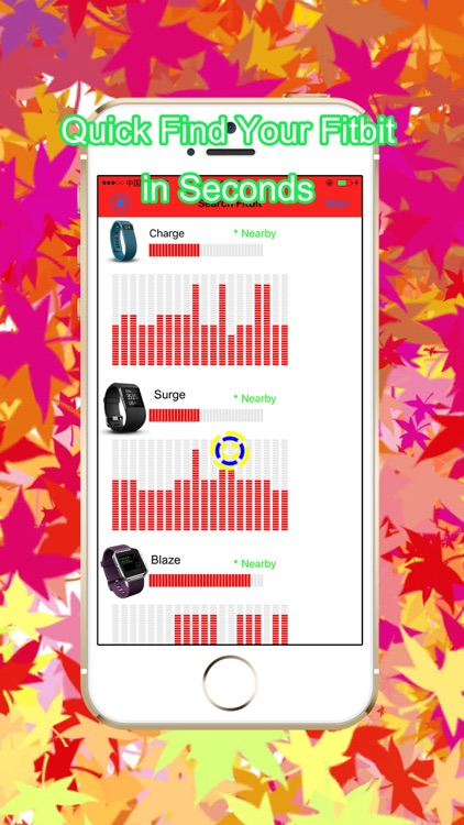 Find & Locate & Track for Fitbit Band